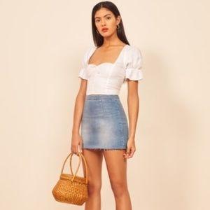 Reformation Evie Skirt